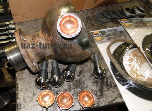 Уаз ремонт бортовой на уаз